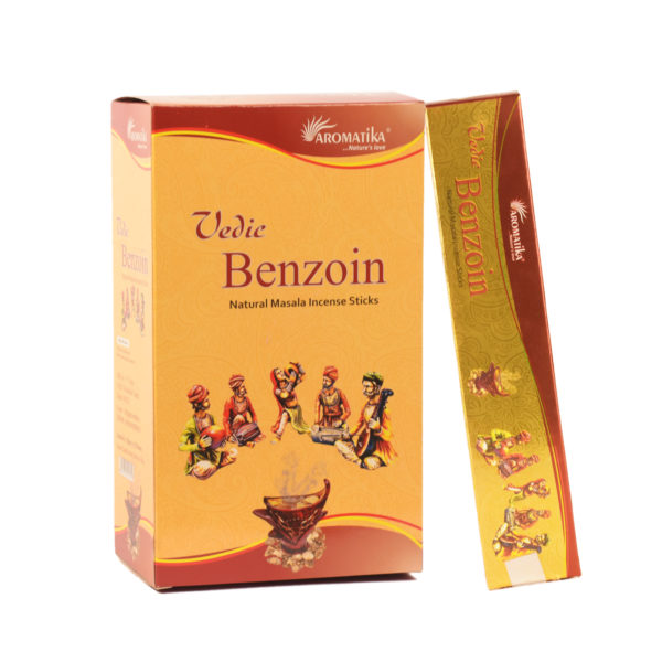 Aromatika vedic Benzoin incense sticks